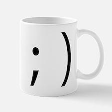 LOL Smiley Face - Wink Mug