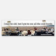 Woodstock Bumper Stickers