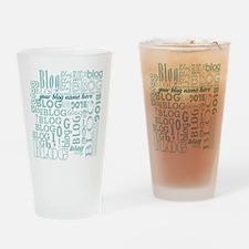 My Blog Pint Glass