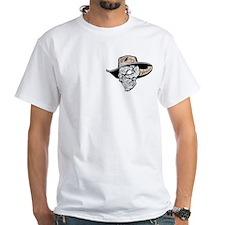SkullCowboyFitted T-Shirt