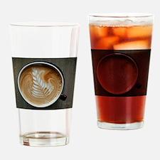 Mocha Latte Pint Glass