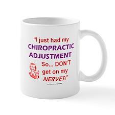 NICE GIFT! BIG Chiropractic Adjustment MUG Gift