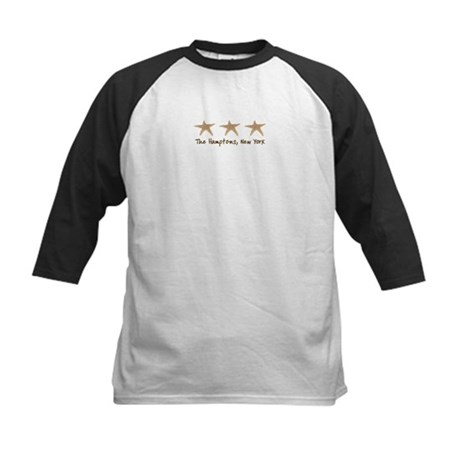 Starfish The Hamptons Kids Baseball Jersey