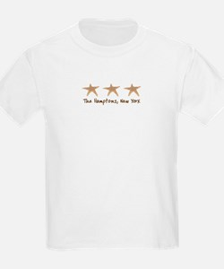 Starfish The Hamptons Kids T-Shirt