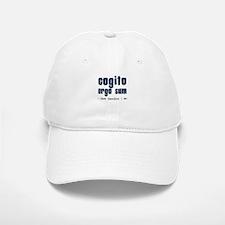Cogito Ergo Sum - Descartes Baseball Baseball Cap