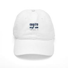 Cogito Ergo Sum - Descartes Baseball Cap