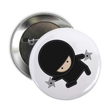 """NINJA 2.25"""" Button"""