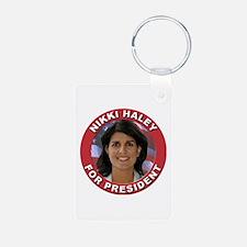 Nikki Haley for President Keychains