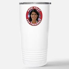 Nikki Haley for President Travel Mug