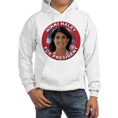 Nikki Haley for President Hoodie