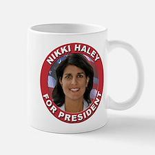 Nikki Haley for President Mug