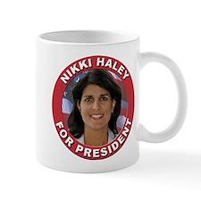 Nikki Haley for President Small Small Mug