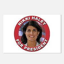 Nikki Haley for President Postcards (Package of 8)