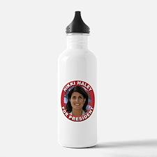Nikki Haley for President Water Bottle