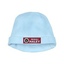 Nikki Haley baby hat