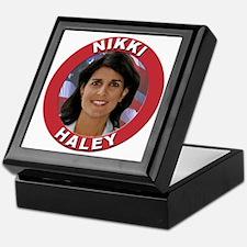Nikki Haley Keepsake Box