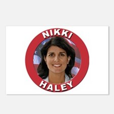 Nikki Haley Postcards (Package of 8)