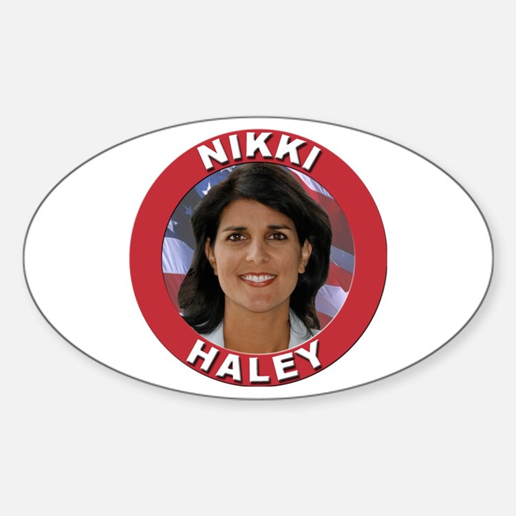 Nikki Haley Decal