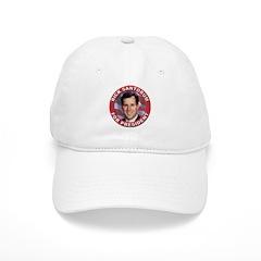 Rick Santorum for President Baseball Cap