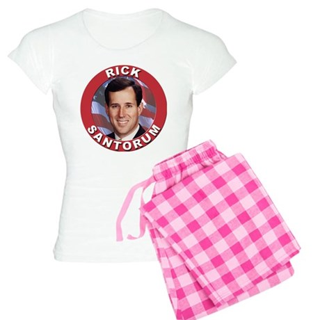 Rick Santorum Women's Light Pajamas