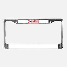 Ron Paul for President License Plate Frame