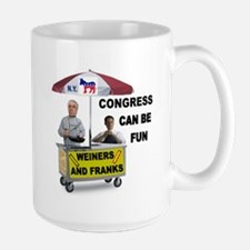 PARTNERS IN SHAME Mug