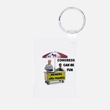 PARTNERS IN SHAME Keychains