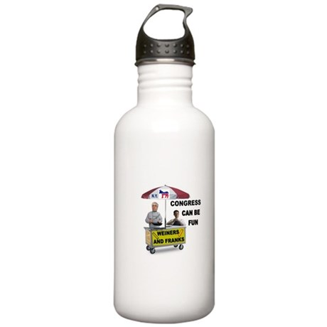 PARTNERS IN SHAME Stainless Water Bottle 1.0L