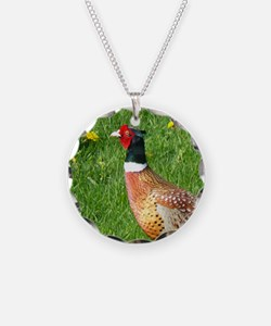 Ring-necked Pheasant Necklace