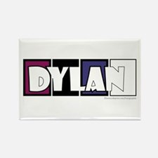 Just Dylan 2 Rectangle Magnet (10 pack)