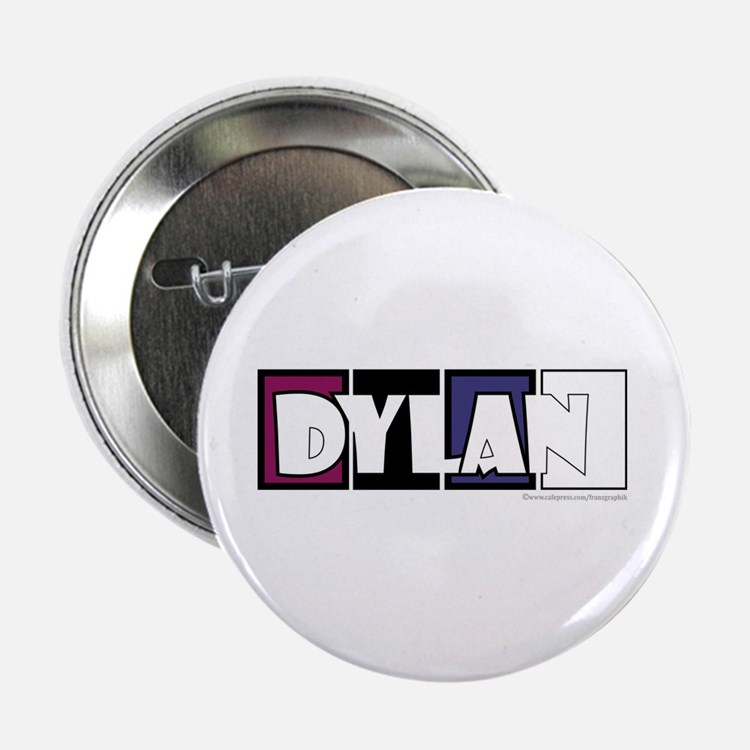 """Just Dylan 2 2.25"""" Button (10 pack)"""