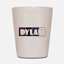 Just Dylan 2 Shot Glass