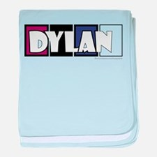 Just Dylan 2 baby blanket