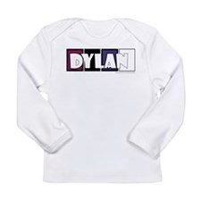 Just Dylan 2 Long Sleeve Infant T-Shirt