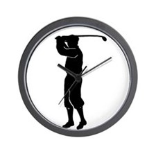 Fore! Wall Clock