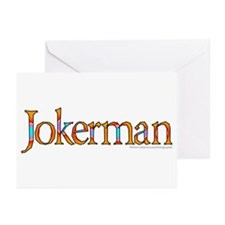 Jokerman/Bob Dylan Greeting Cards (Pk of 10)