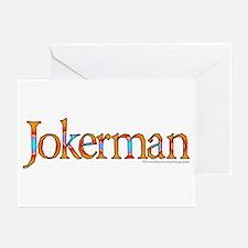 Jokerman/Bob Dylan Greeting Cards (Pk of 10)