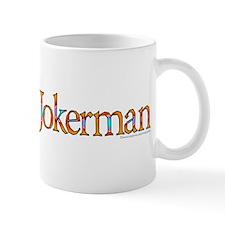 Jokerman/Bob Dylan Mug