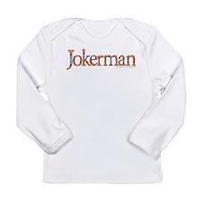 Jokerman/Bob Dylan Long Sleeve Infant T-Shirt