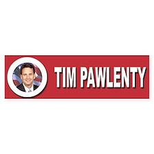 Tim Pawlenty Bumper Sticker