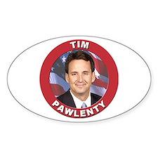 Tim Pawlenty Decal