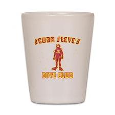 Scuba Steve's Dive Club Shot Glass