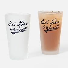 Ed's Bar & Swill (Distressed) Pint Glass