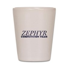 ZEPHYR COMPETITION TEAM Shot Glass