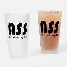 Ass the Other Vagina Pint Glass