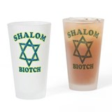 Jewish Pint Glasses
