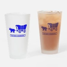 You Have a Snakebite Pint Glass