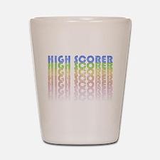 High Scorer Shot Glass