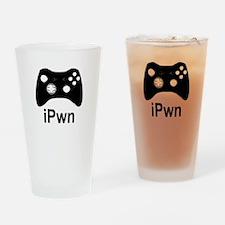 iPwn Pint Glass