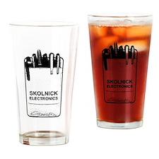 Skolnick Electronics Pocket P Pint Glass